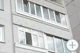 Остекление балконов и лоджии в туле - пластиковый или алюмин.